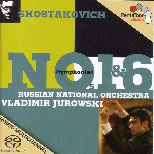 Vladimir Jurowski - Shostakovich: Symphonies Nos. 1 & 6