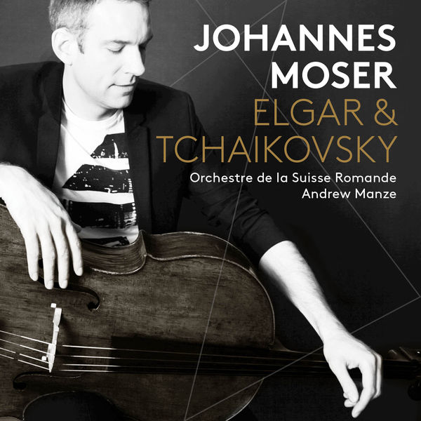 Johannes Moser - Elgar & Tchaikovsky: Cello Works with Orchestra