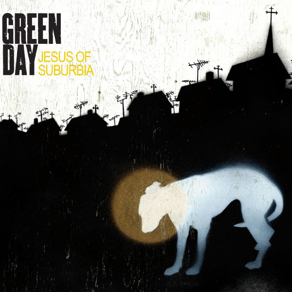 Green Day - Jesus Of Suburbia (Int'l 2-Track)