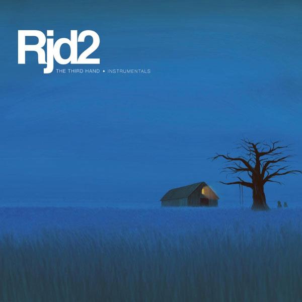 RJD2 - The Third Hand Instrumental Version