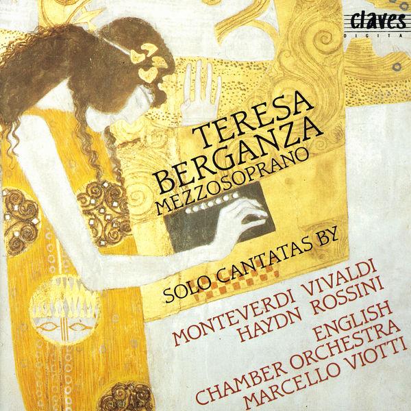 Teresa Berganza - Monteverdi / Vivaldi / Haydn / Rossini: Cantatas