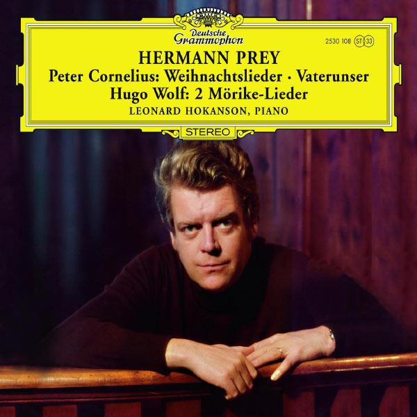 Hermann Prey - Hermann Prey - Weihnachtslieder - Christmas Songs
