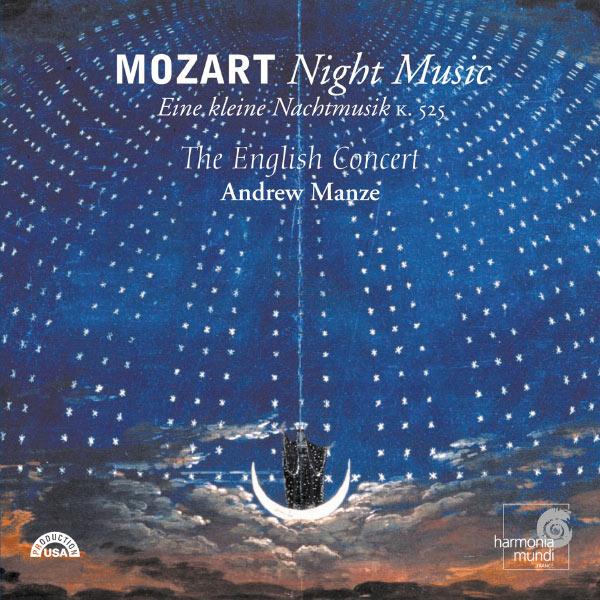 The English Concert - Mozart: Night Music