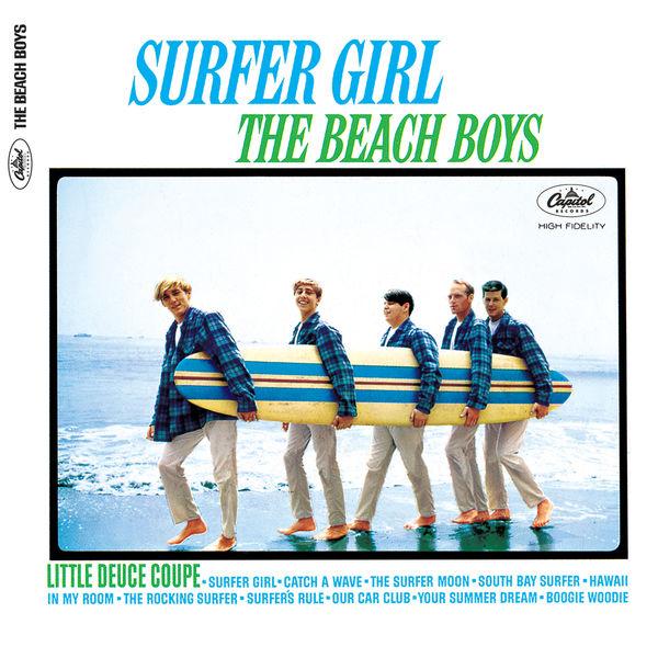 The Beach Boys - Surfer Girl (Mono & Stereo Version)