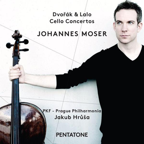 Johannes Moser - Dvořák & Lalo: Cello Concertos