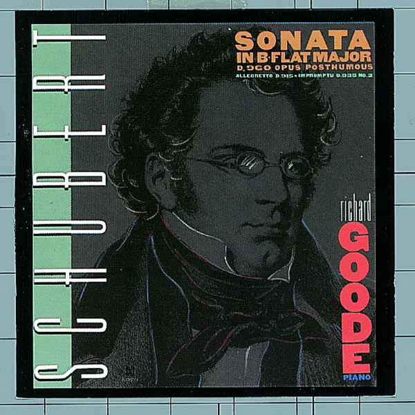 Richard Goode - Schubert: Sonata In B-Flat Major D. 960 / Allegretto In C Minor, D. 915 / Impromptu In A-flat, D. 935, No. 2