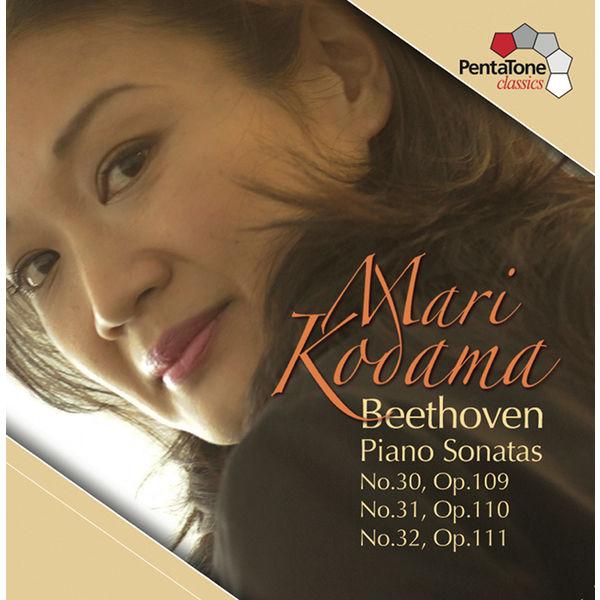 Mari Kodama - Beethoven: Piano Sonatas, Nos. 30, 31 & 32