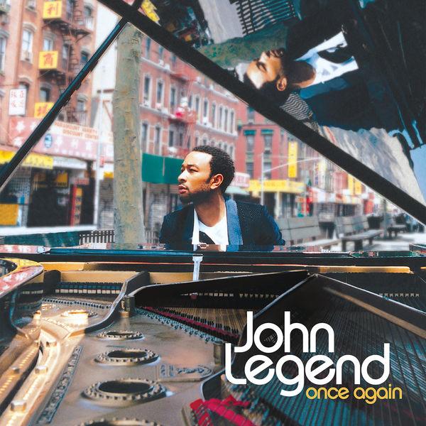 John Legend|Once Again