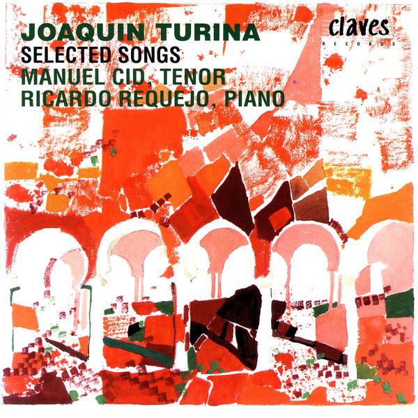 Manuel Cid - Turina: Vol. V, Selected Songs