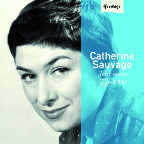 Catherine Sauvage - Heritage - Jolie Môme - Philips (1961)