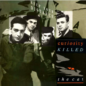 Curiosity Killed The Cat Keep Your Distance Download