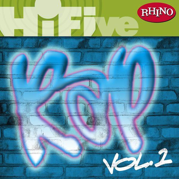 Various Artists - Rhino Hi-Five: Rap [Vol 1]