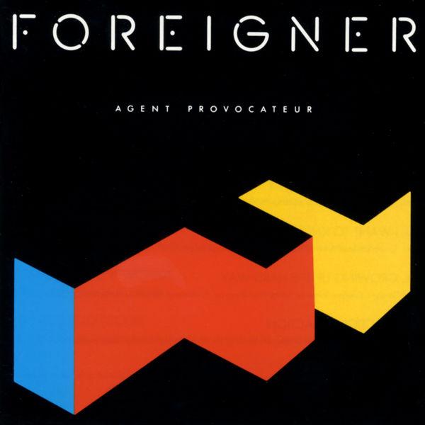 Foreigner - Agent Provocateur