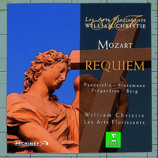 William Christie - Mozart : Requiem & Ave verum corpus