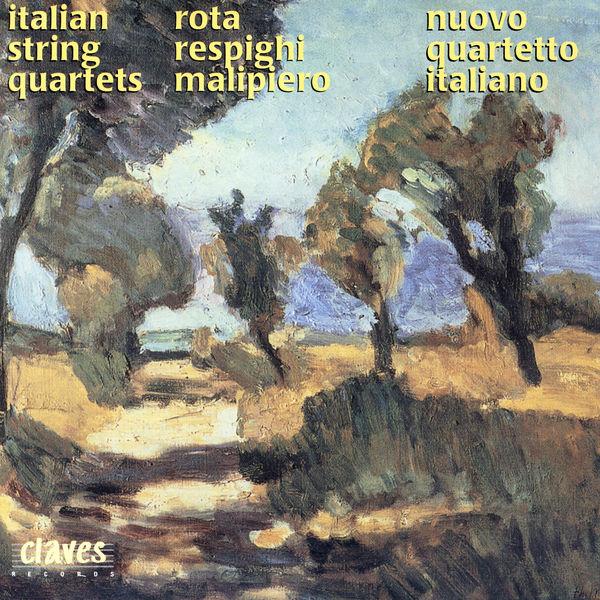 Nino Rota - Trois quatuors à cordes italiens