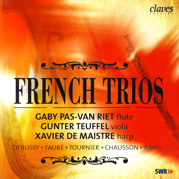 Claude Debussy - French Trios