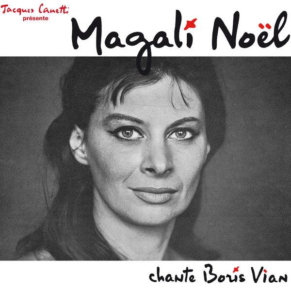 Magali Noël - Magali Noël chante Boris Vian