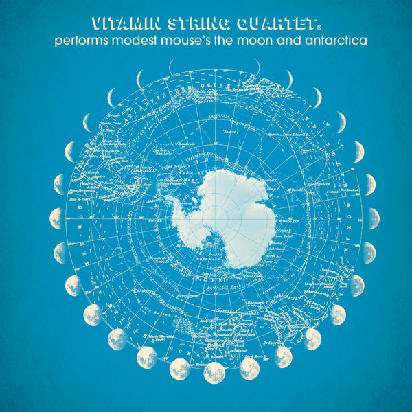 Vitamin String Quartet - Vitamin String Quartet Performs Modest Mouse's the Moon & Antarctica