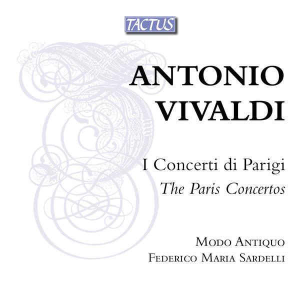 Modo Antiquo - Vivaldi: Concertos for Strings