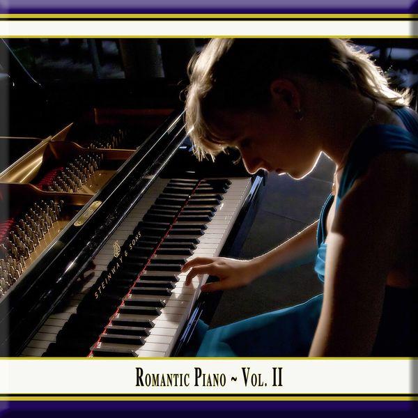 Franz Vorraber - Romantic Piano, Vol. 2 (Live)