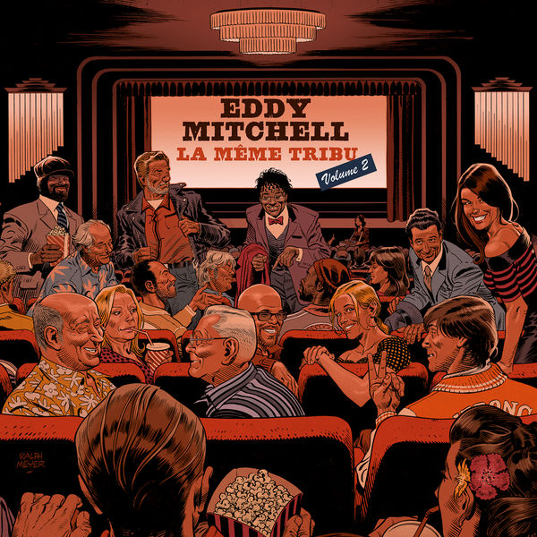 Eddy Mitchell - La Même tribu (Volume 2)