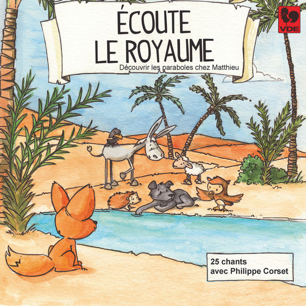 Philippe Corset - Écoute le Royaume