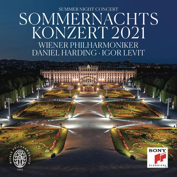 Daniel Harding|Sommernachtskonzert 2021 / Summer Night Concert 2021