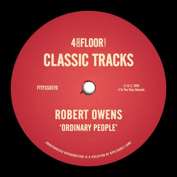 Robert Owens - Ordinary People