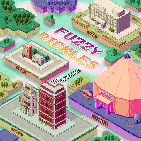 Various Artists - Fuzzy Pickles