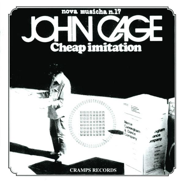 John Cage - Cheap Imitation (Instrumental)