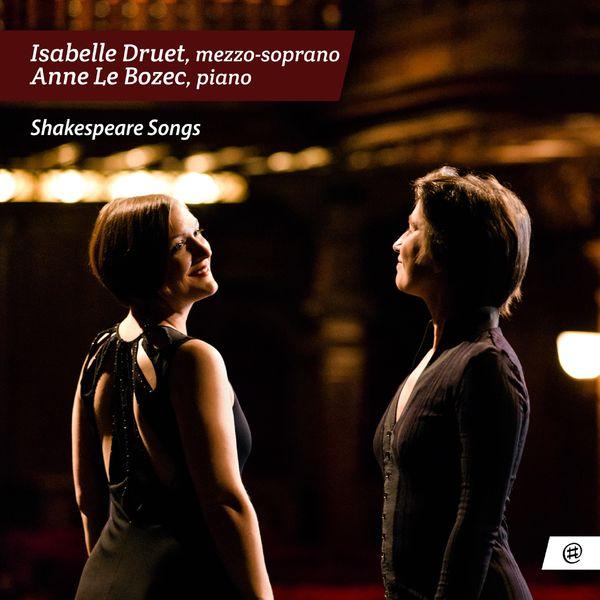 Isabelle Druet - Shakespeare Songs