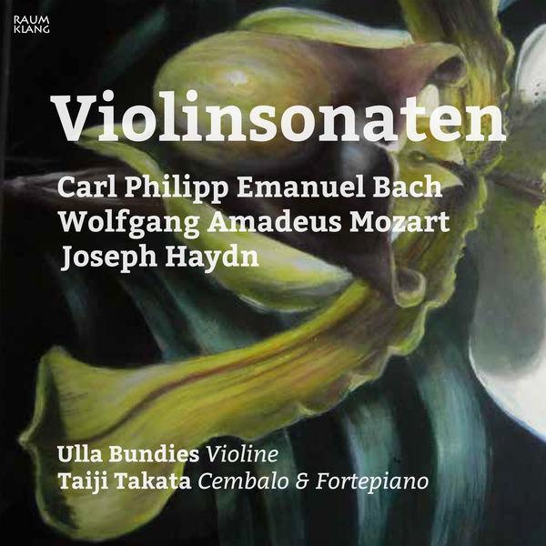Taiji Takata - Violinsonaten