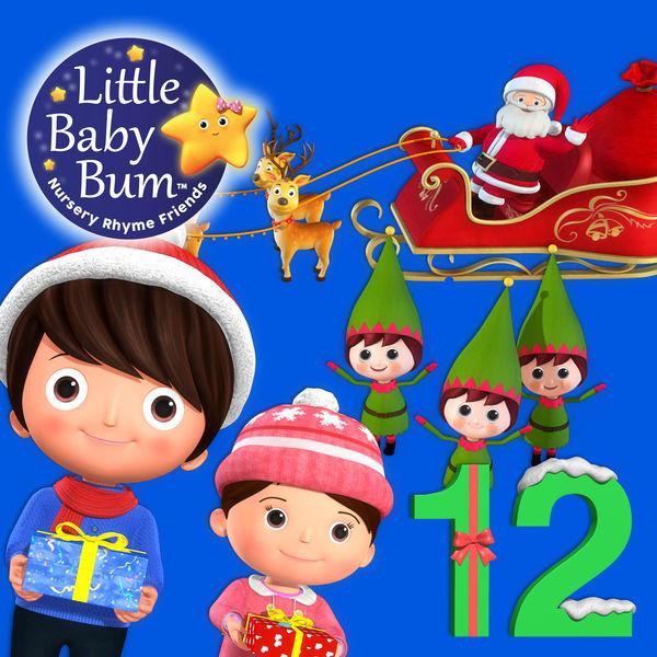 Little Baby Bum Kinderreim Freunde - Die Zwölf Tage des Festes