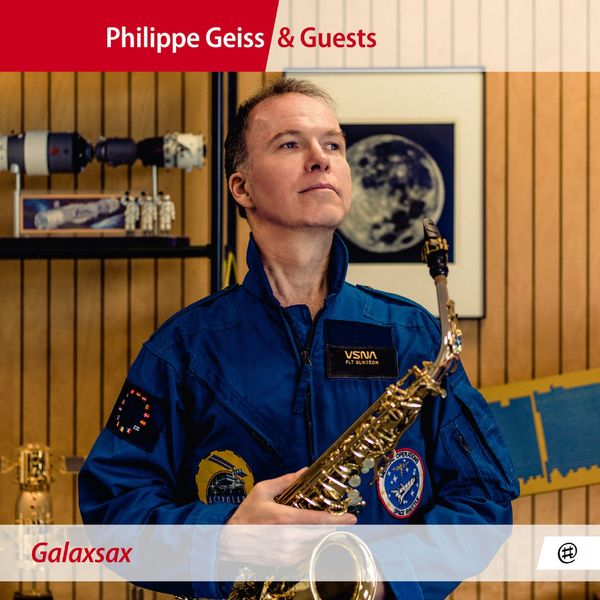 Philippe Geiss|Galaxsax