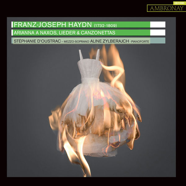Stéphanie d'Oustrac - Haydn: Arianna a Naxos, Lieder & Canzonettas