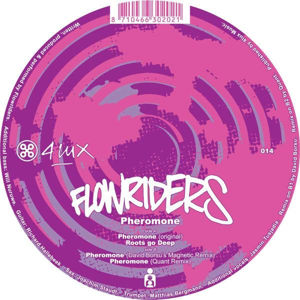 Flowriders - Pheromone EP
