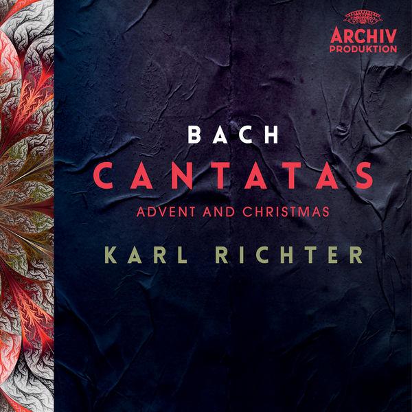 Orchestre -Bach de Munich - J.S. Bach: Cantatas - Advent and Christmas