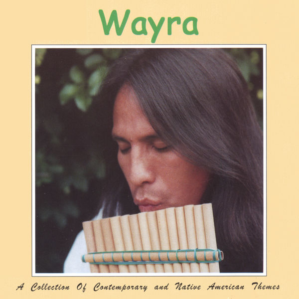 Wayra - A Collection Of Contemporary And Native American Themes.