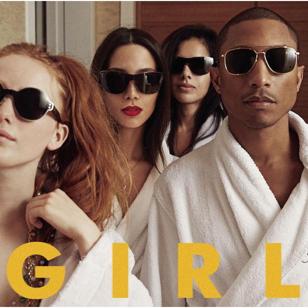 Pharrell Williams - G I R L