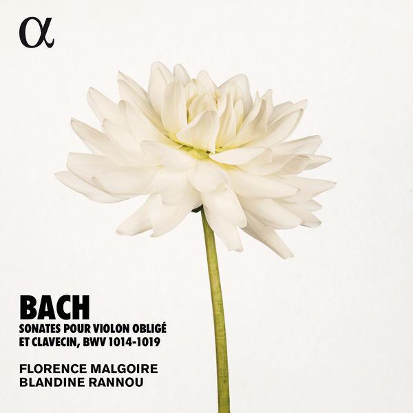 Florence Malgoire - Bach: Sonates pour violon obligé et clavecin, BWV 1014-1019 (Alpha Collection)