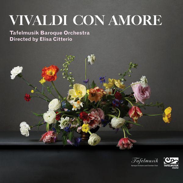 Tafelmusik Baroque Orchestra - Vivaldi con amore