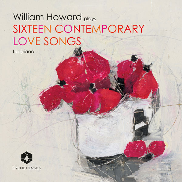 William Howard - Sixteen Contemporary Love Songs for Piano