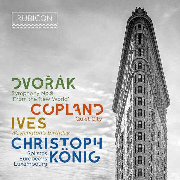 "Christoph Konig - Dvorak: Symphony No. 9 ""From the New World"""