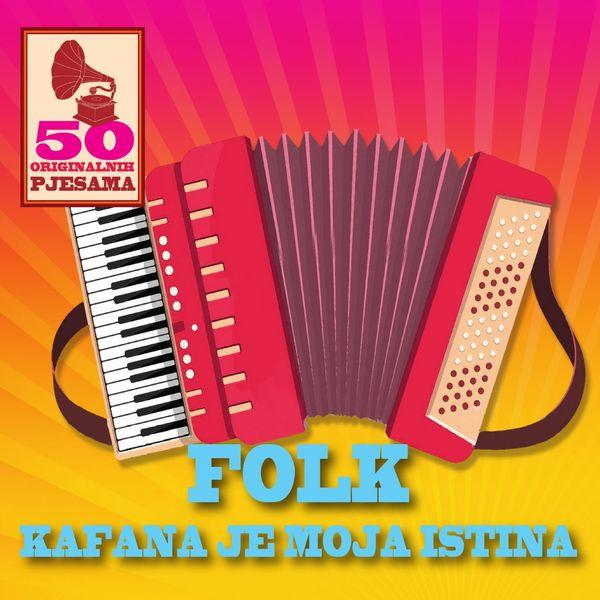 Razni izvođači - 50 Originalnih Pjesama - Folk