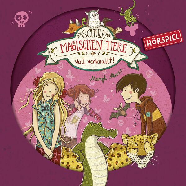 Die Schule der magischen Tiere - 08: Voll verknallt!