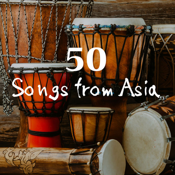 Indian Summer - 50 Songs from Asia - Relaxing Instrumentals (Bansuri, Sitar, Rain Sounds, Drums, Tabla, Ocarina, Bamboo Flute)