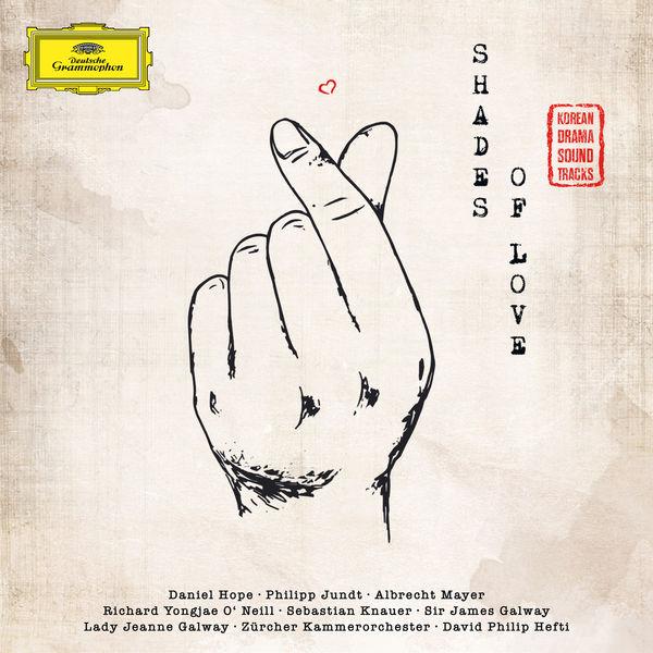 Philipp Jundt - Shades of Love: Korean Drama Soundtracks