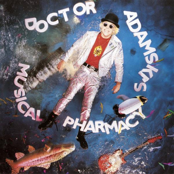 Adamski - Doctor Adamski's Musical Pharmacy