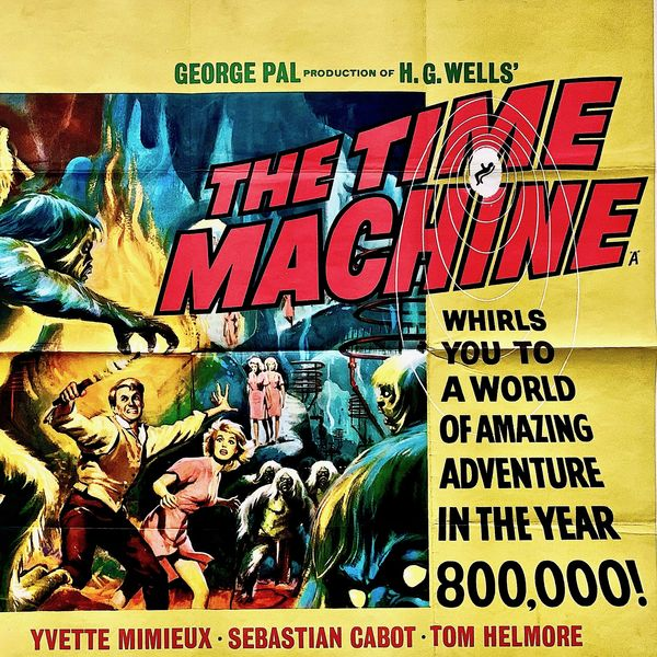 Russ Garcia and His Orchestra - The Time Machine (OST)