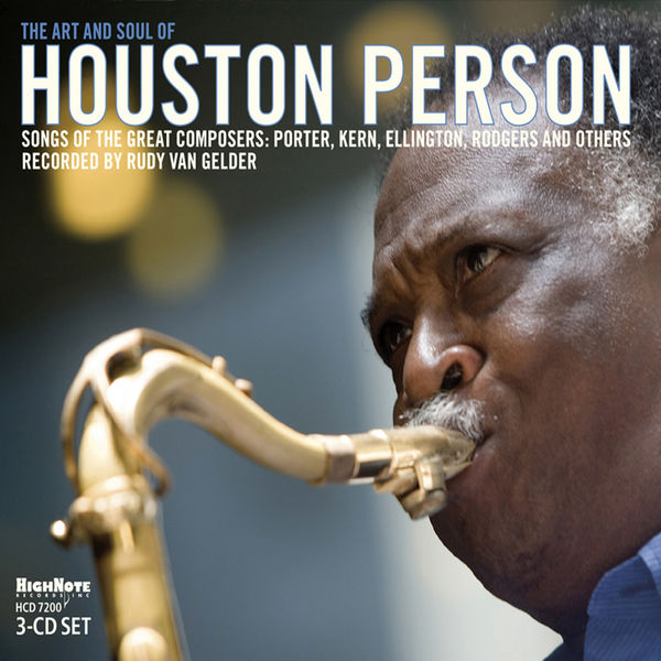 Houston Person - The Art and Soul of Houston Person